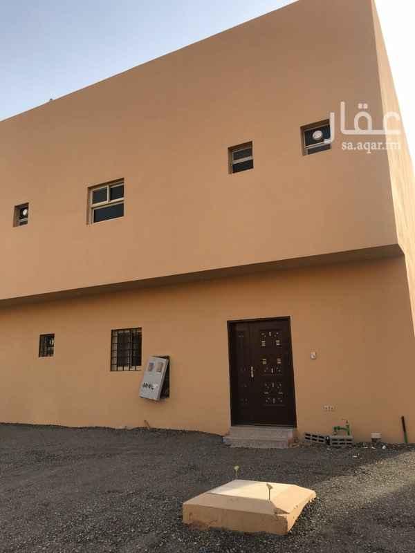 1278155 بيت للأجار جديد لم يسكن  تحت استقبال وفوق غرف نوم  يوجد غرفة خادمة