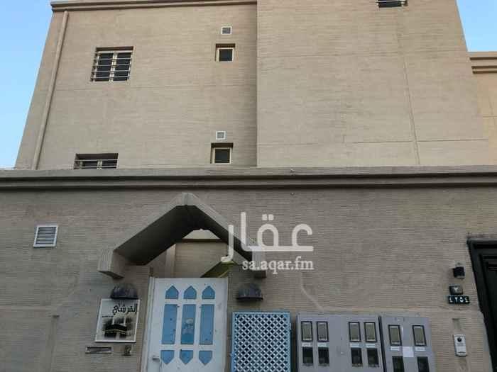 1311343 شقة مكونه من ثلاث غرف وصاله ٢ دورة مياه الإيجار سنوي بـ50.000 على طريق الرياض جنوبي و شارع نوفل الاشجعي غربي