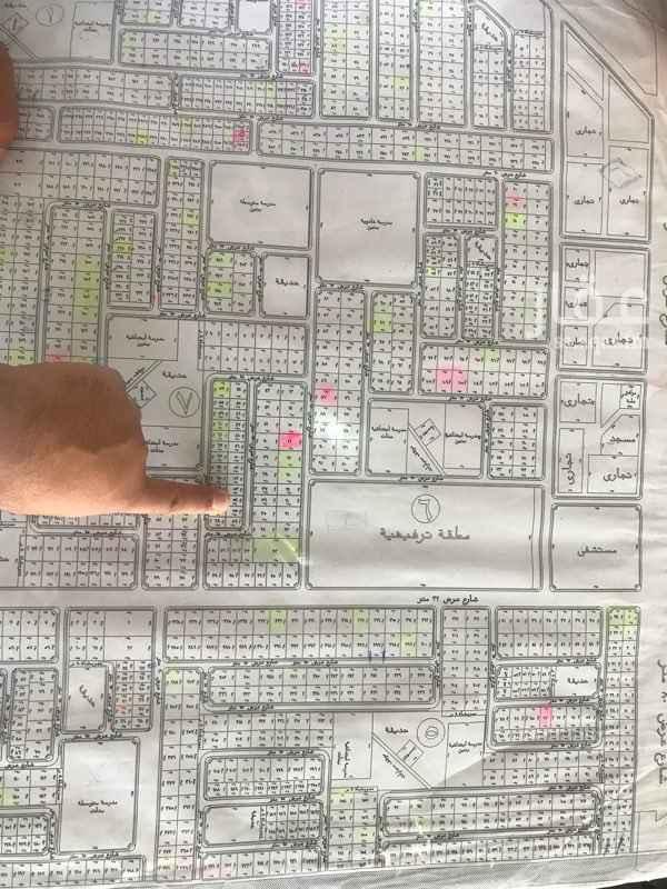 1024222 ارض سكنية