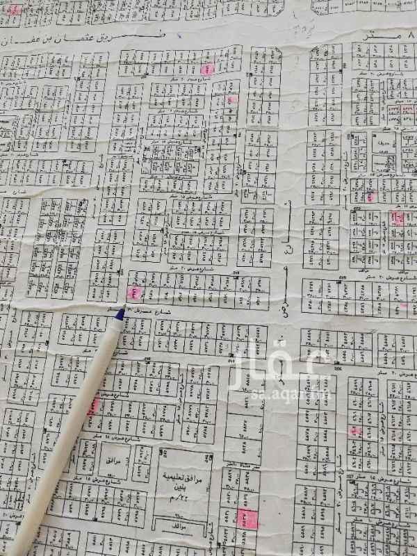 1580722 للبيع ارض تجاريه زاويه حي النرجس السادس الغربي الاطوال ٣٥×٣٥ شارع ٣٠ غرب و ٢٠ شمال العرض مباشر من المالك قريبه من شارع بن جلوي
