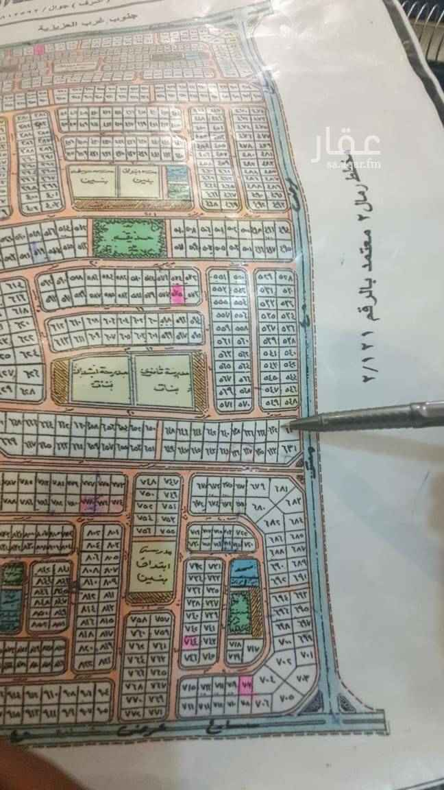 1508256 للبيع بمخطط الاصداف ارض رقم ٦٣٢ مساحة ١٥٠٠ شارع ٢٠ غرب اطوالها ٣٠ & ٥٠
