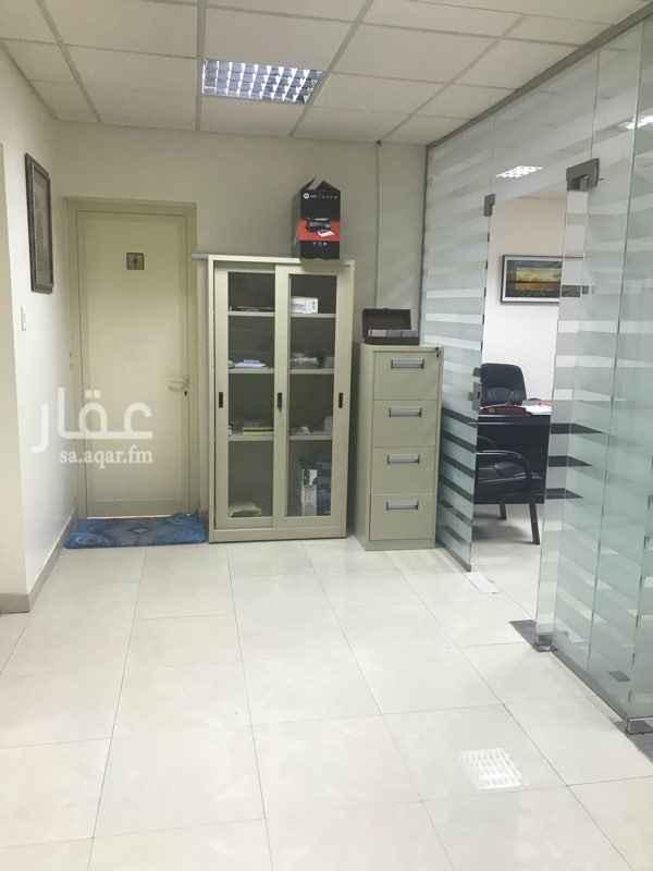 1397321 مكتب مؤثث تاثيث ممتاز و ايجاره السنوي غير كبير يصلح لاي نشاط وهذا المكتب للتقبيل