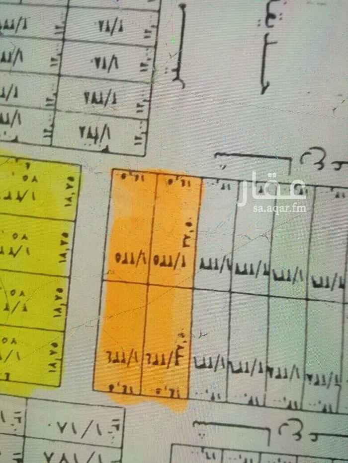 1497588 ارض للبيع بحي الغروب اربع قطع  مساحه القطعه 536 أحوالها 14،5*37