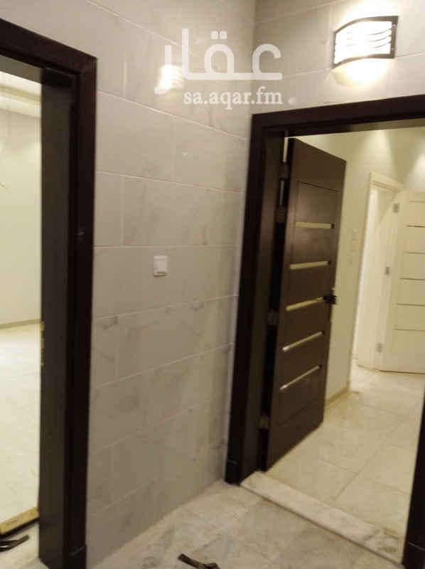 1751648 للبيع شقة حي زهرة المنار  ٥غرف ٤حمام صالة ومطبخ وخزان مستقل وغرفة خادمة وسائق ب٦٨٠الف