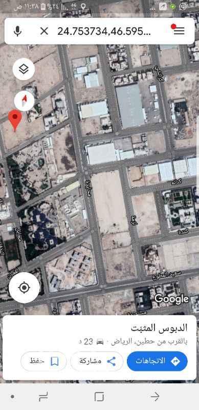 1190755 راس بلك غربى بحطين الثغر  المساحه ٩٥٠٠ متر  الاطوال والشوارع  شمال / شارع ١٥ بطول ١٠٠ متر  جنوب / شارع ١٥ بطول ١٠٠ متر  غرب / شارع ٢٠ بطول ١٠٠ متر  السومه أعلاه قديمه  البيع على السوم