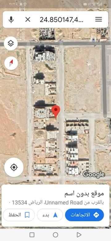 1640148 ارض مساحة ٣١٢،٥ بدر ا   الاطوال ١٢.٥ ×٢٥  شارع ٢٠ شرقي البيع ٢٤٠٠ غير الضريبه    مباشر