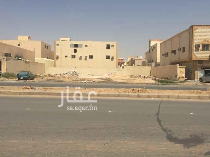 960030 وادي لبن شارع نجران يوجود لوحة على الارض جميع الجهات الثلاث بهاء اسوار قائمه