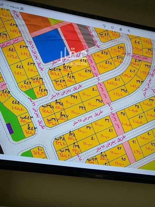 1805417 أرض رقم ٣٩٦ في حي القدس مخطط ٥١٢ على طريق عرض ٢٥ ومساحة إجمالية ١١٠٠ متر في موقع مميز وقريبة من مجمع خدمات ،، المشروع المستقبلي بإذن الله للضاحية كما هو موضح من أمانة جازان راح يكون موقع الأرض خلف الأبراج مباشرة