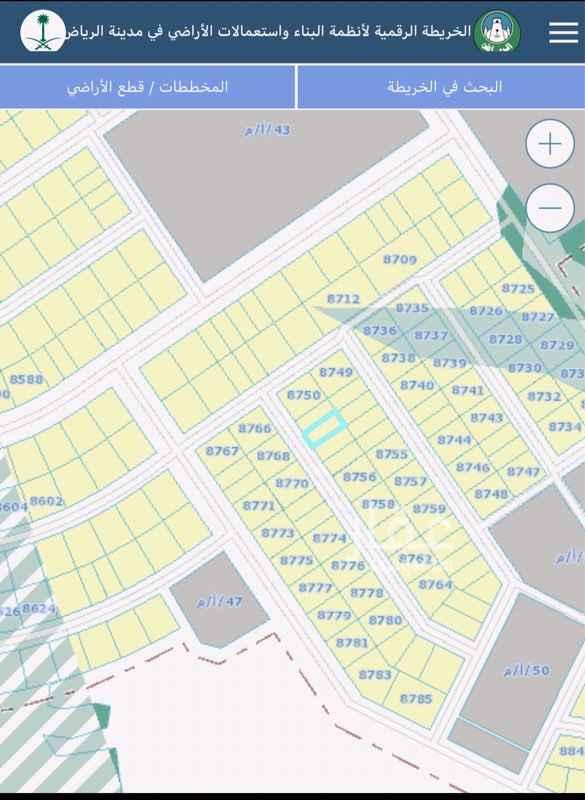 1587616 ع نهاية شارع الاربعين بعد الكهرباء في الجهة اليسرى 12.5 في 30 بالنسبه لرقم المخطط و القطعة موضحه في الصور  و الأفضل التأكد من احد المكاتب لأخذ الموقع الصحيح و معاينة الارض ع الطبيعة قبل التواصل .