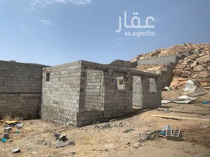 1704353 ارض بحي القلت خلف مسجد السلام يوجد فيها غرفة ودورة مياة عظم واجهة الشرق