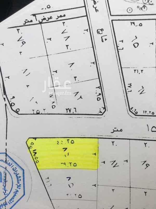 1114869 ارض تجارية علي شارعين شارع 30 بطول 18 م وشارع 15 بطول 44 زاوية مساحتها 862م2 للايجار طويل المدي