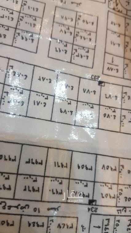 1754919 للبيع ارض سكنية حي النرجس شمال طريق الملك سلمان وغرب طريق عثمان الكيلو الخامس الغربي مساحة ٤٥٠م (١٨×٢٥) شارع ١٥ شرقي