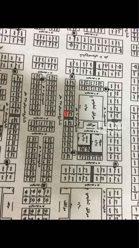 1407044 ارض تجارية على شارعين حي المهدية رقم القطعة 1532