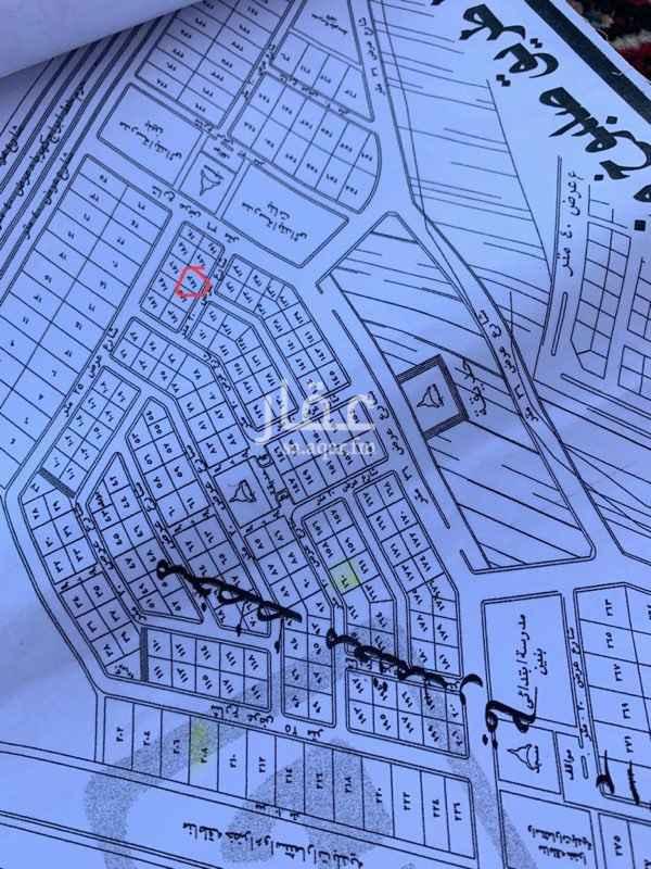 1730575 ارض في حي الخير المخطط الذهبي3312غربيه مرتفعه رقم القطه187 عرض30في طول30 من المالك مباشره بدون سعي للتواصل فقط واتس اب 0503223346
