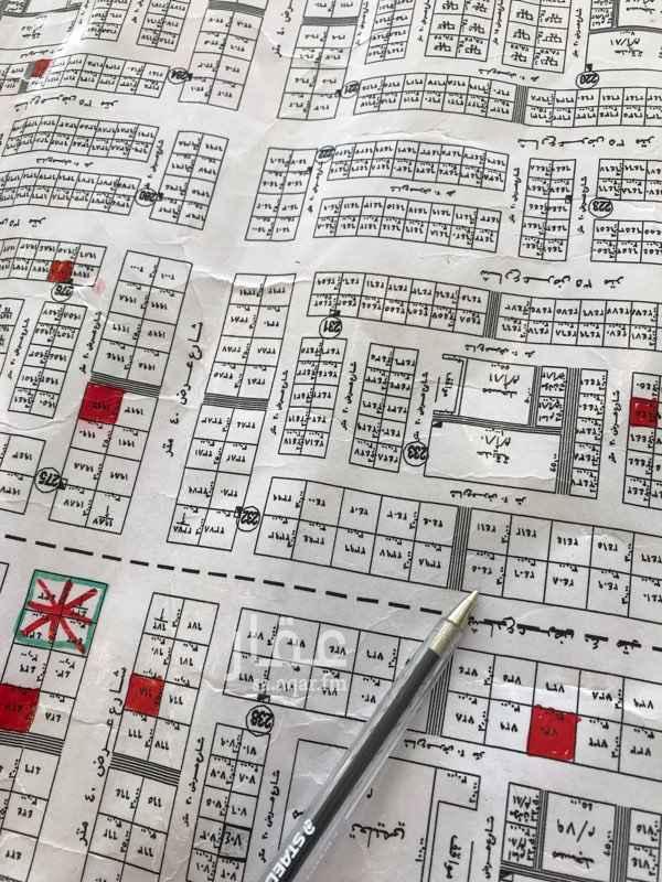 1777918 الطبيعه كف الموقع ممتاز بعد المحطه الحمراء على اليسار البيع حد 2مليون و100