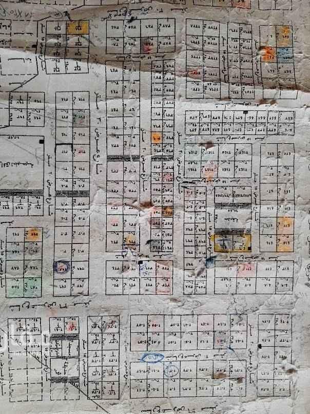 1802057 للبيع بحى القيروان ٩٠٠ م  شارع 20 شرقى   الاطوال ٣٠ ×٣٠ السوم ٢٢٠٠ غير الضريبة   العرض مباشر