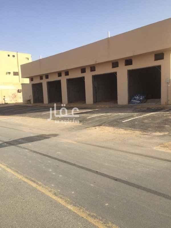1701433 محلات تجاريه جديده علي  شارع الحويه بين حي الفواز وحي مشعل لليجار