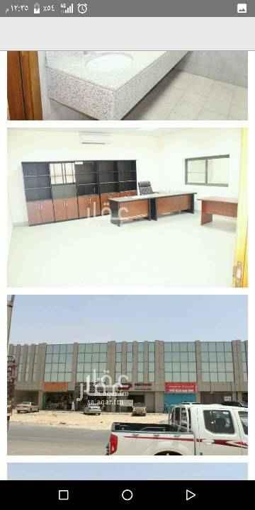 1619454 للإيجار عمارة تجارية مكاتب تجارية وسكن عمال مساحة ٤٠٠ متر محلات تجارية٦ محلات للاستخدام المكتبي أو للسكن