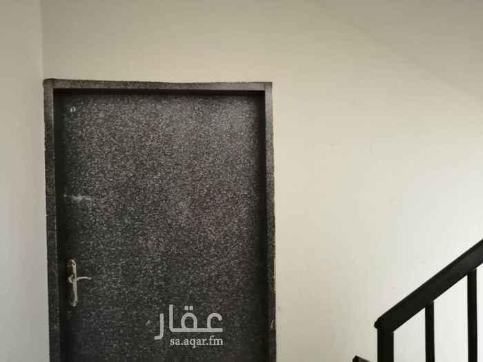 1701653 شقة للايجار تتكون من غرفتين وصاله ومجلس و٢ دورة المياه ومطبخ في حي بدر