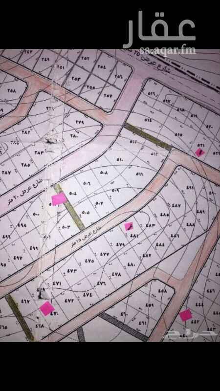 579828 أرض سكنية في شامية آل عاصم موقع مرتفع