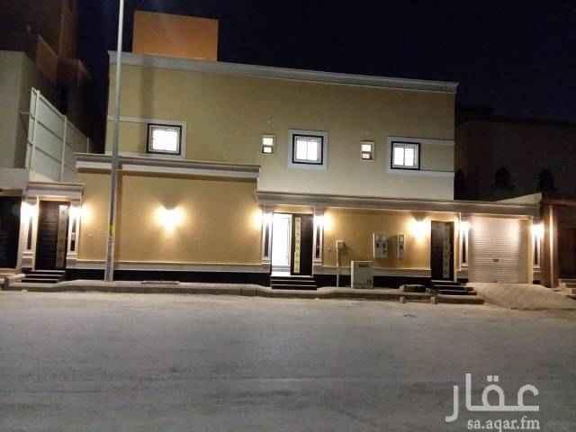 1449875 منطقة مميزة مقابل مسجد وتشطيب وتصميم فاخر جدا بالدور غرف كثيرة ومدخلين للمعاينة التواصل مع الحارس 0543887194