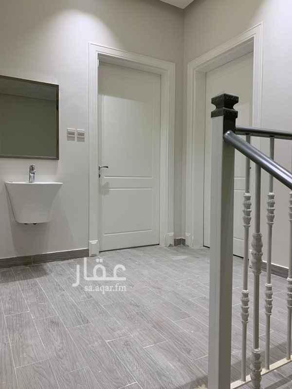 1581452 شقة جديده  نيوكلاسك في فيلا مدخل خاص ثلاث غرف ومطبخ و 2 حمام مكيفات راكبه  موقع ممتاز وقريبه من الخدمات