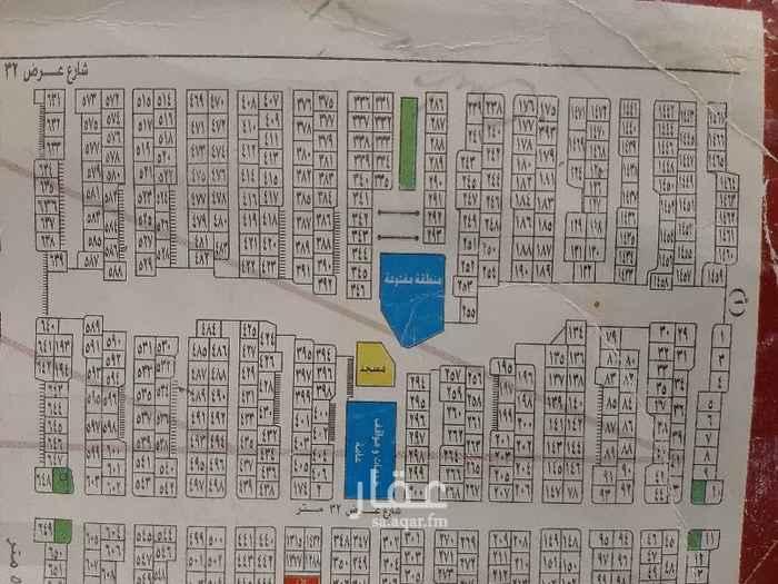 ارض للبيع في حي النور 6ج س في جده