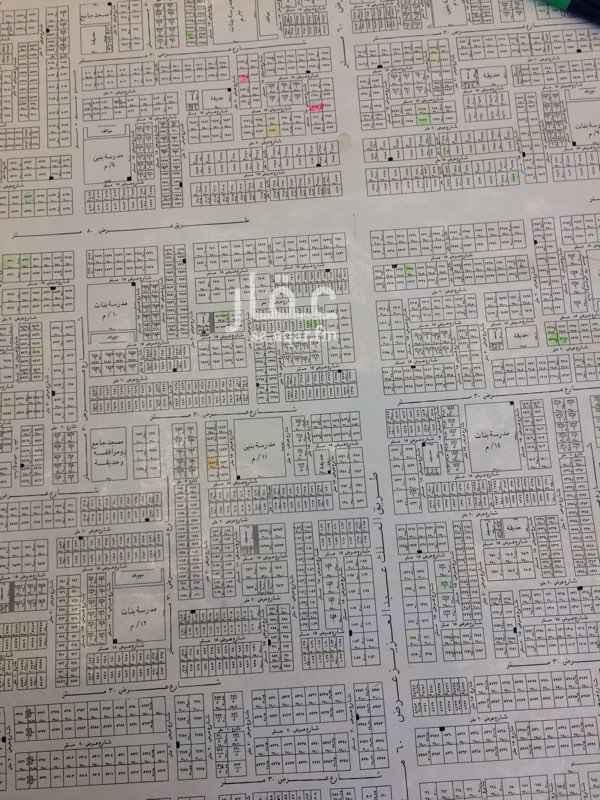1295717 للبيع ارض  شارع  (٢٠) شمالي  جنوب الثمانين شرق عبد العزيز الاطوال ٢٥/١٧ عمق