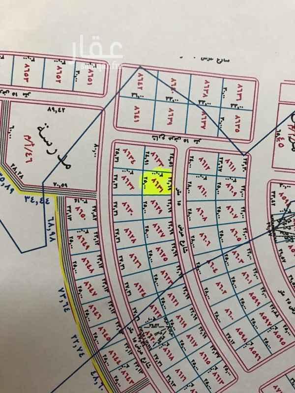1554781 حي المهدية مخطط رقم 2566 قطعة رقم8631 يوجد زيادة في المساحة وقدرها 90.56م مذكورة في الصك