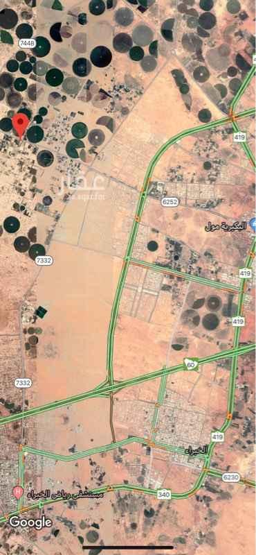 1622629 أرض للاستثمار مناسبة لإنشاء مشروع شاليهات