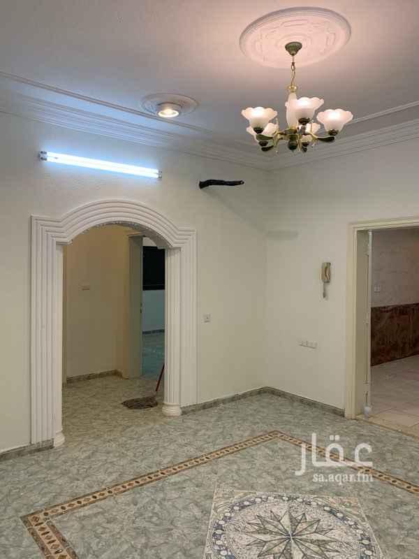 1598305 شقه دور اول 5 غرف 2 حمام وصاله ومطبخ مجدده بالكامل الايجار دفعتين