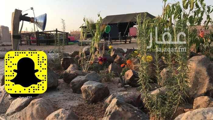 855349 مخيم للايجار   مساحته ٢٤ الف متر مقسوم مخيمين مجهز بالكامل  للإستفسار التواصل واتساب او الاتصال على  0504666455