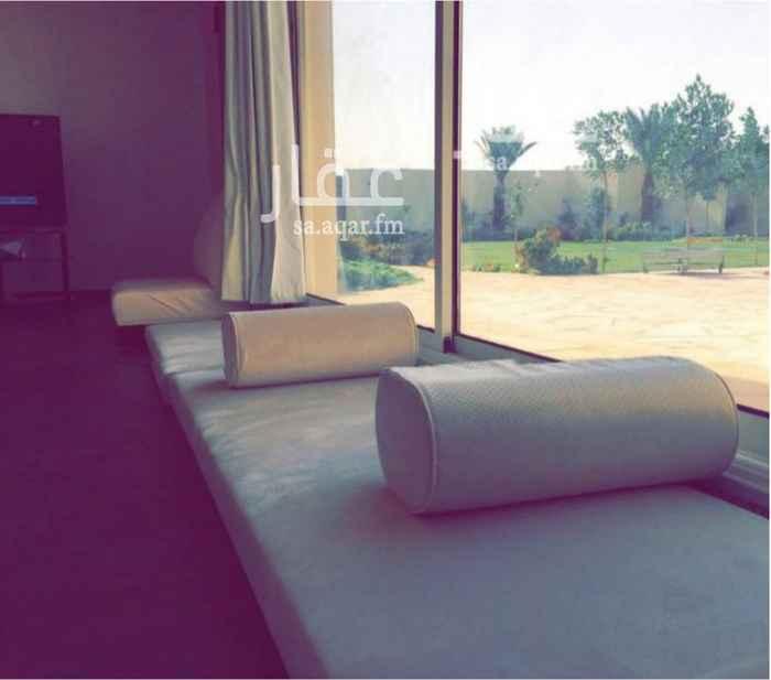 1579139 استراحة للبيع في حي الخير الرياض  مساحتها 945 وجهتها جنوب شارع عرض 20  جديدة راقية أشجار جمالية  بئر ماء حلو 120 متر  واصلها الكهرباء عداد 100 أمبير   النخل نخل مثمر مسبح  المطلوب850000