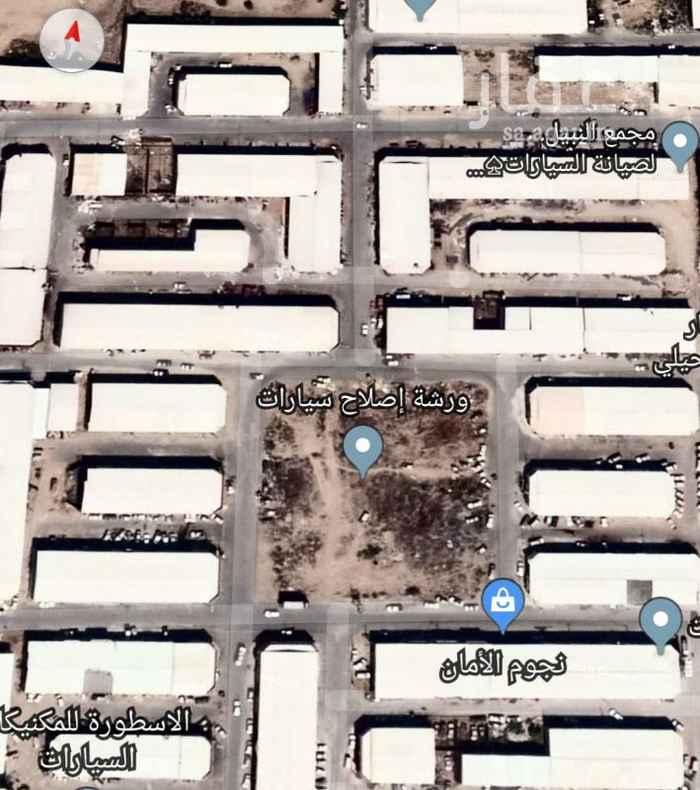 1311637 ارض للاستثمار  بوسط صناعية احد المسارحة المساحة ٦٠٠٠م مربع للتواصل ٠٥٠٤٨٦٨٦٨١