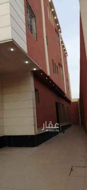 1401296 شقة للإيجار درج ثاني ديكور و انارة ثلاث غرف و صالة و حمامين