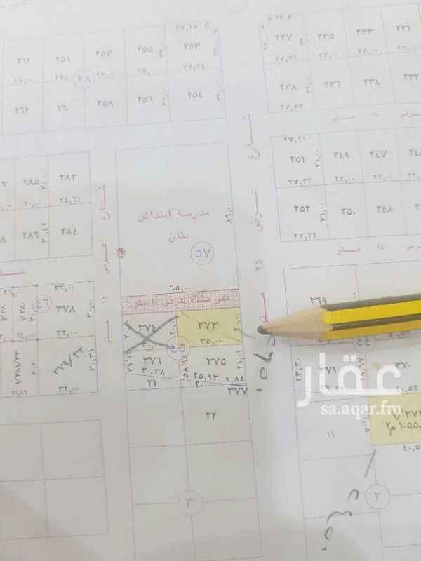 1254629 للبيع ارض في حي رياض الخزامى مساحة ٧٠٠م شرقية ٢٥م شمالية ١٠م الاطوال ٢٠م في عمق ٣٥م