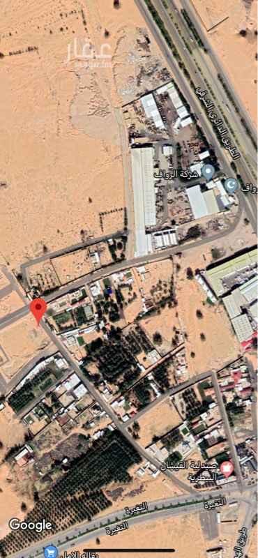 1641123 للبيع أرض مرخصة ومعتمدة من البلدية مستودعات، تقع على بعد ٥٠٠ متر من الدائري الشرقي خلف محطة النغيمشي