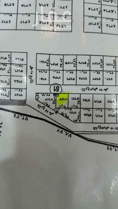 1023540 فرصة أرض سكنية للبيع بالمهدية غرفة الكهرباء مشيولة من الأرض بموجب أمر البلدية
