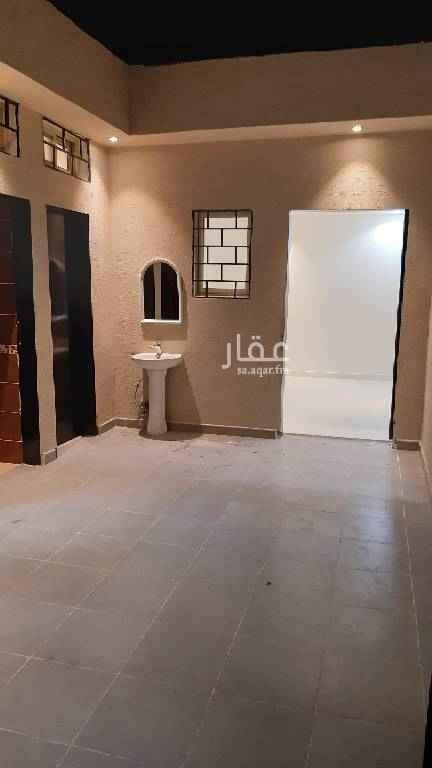 1752611 شاليه عزاب جديد  للأيجار  مجلس كبير +غرفة + مطبخ+دورة مياة
