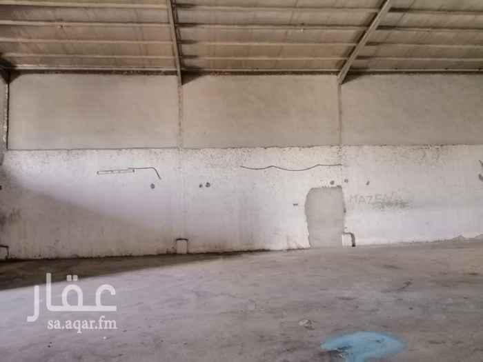1289327 ورشه الايجار  - بحي السلي - مخطط ايلاف  المساحة : 600 متر  الايجار : 47 الف  كامل الخدمات