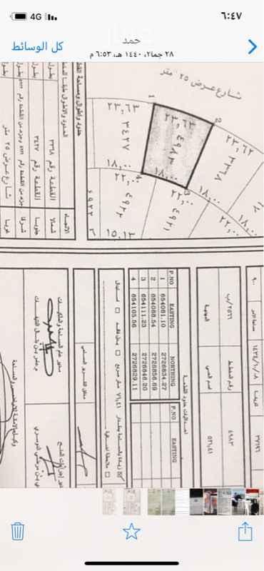 1620654 القطعه رقم (٤٩٨٣)  السعر قابل لتفاوض  الموقع غير صحيح  التواصل من الساعه (٤) العصر الي (٩) مساء  او وتساب خارج هذه الاوقات