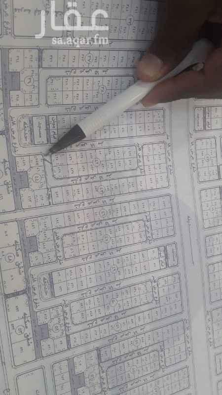 1764202 للبيع ارض سكنية زاوية حي النرجس مخطط القصور مساحة 521م جنوبية شارع 18م غربيه شارع 15 م سوم 2100للمتر قريب ل مسجد