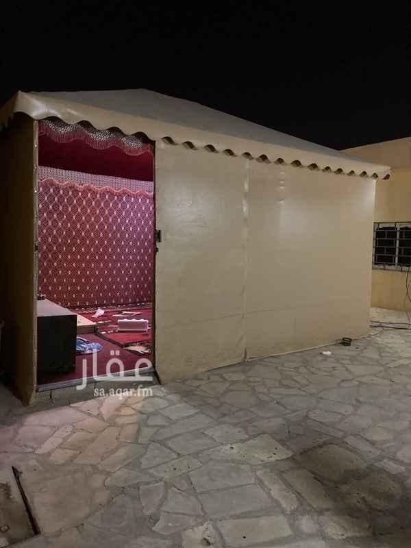 1793575 استراحة للإيجار فيها بيت شعر غرفة وحمام ومطبخ  مكتب سعد للعقارات
