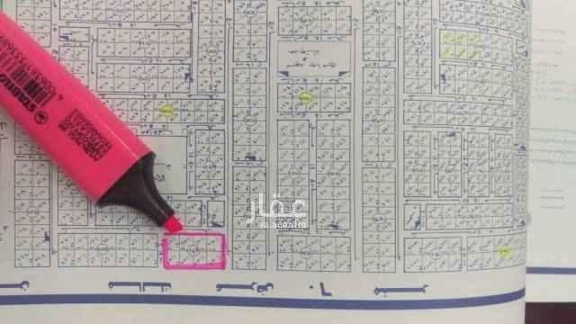 1627687 للبيع بلك تجارية على طريق أنس بن مالك مساحة 7700م سوم 6000 الف