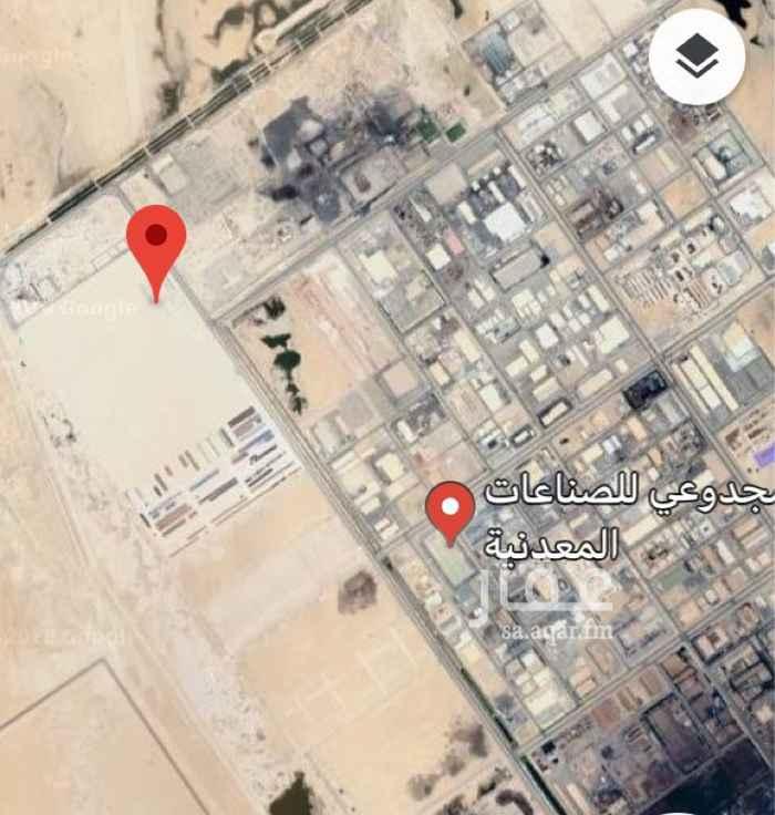 1114962 أرض صناعية بمنطقة الصناعية الثانية بالقرب من المجدوعي للصناعات المعدنية