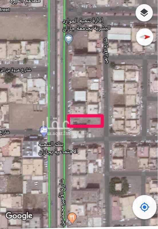 1147663 ارض تجاريه للايجار على شارعين متظاهرين للاستثمار-   السعر قابل للتفاوض .