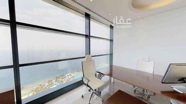 1488965 مكتب مؤثث للايجار في افضل برج للاعمال - الهيدكوارترز المكتب في الدور التاسع عشر