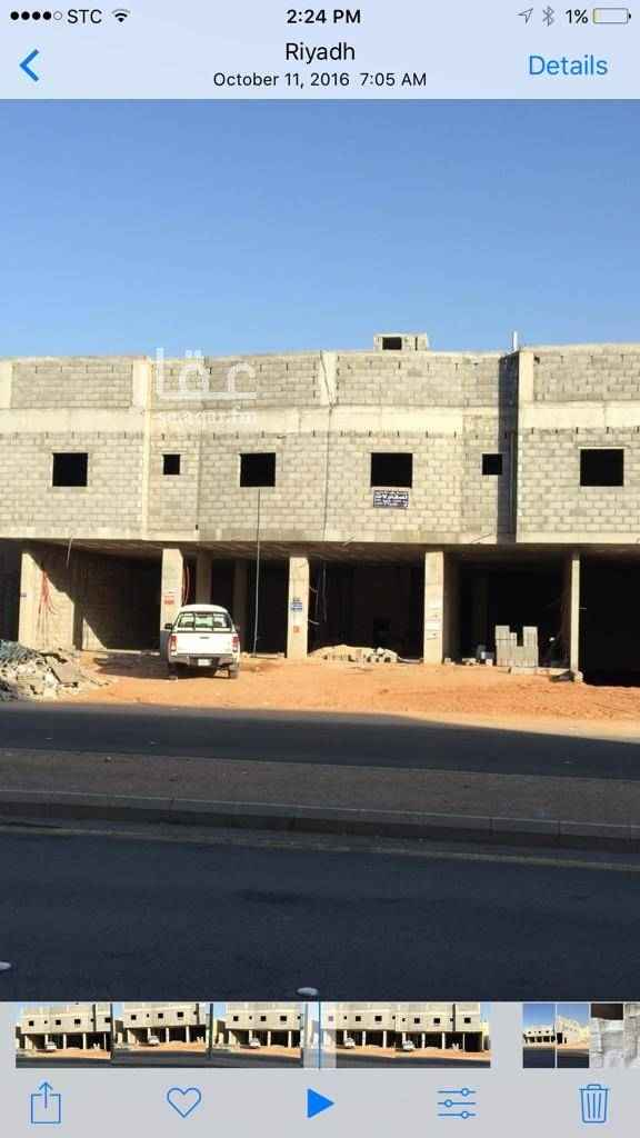 1548046 العمارة على طريق ابوجعفر المنصور (ش٣٦ )حي اليرموك الرياض مساحتها ٩٧٥م تتكون من عدد ٨ شقق كبيرة عدد ٤ محلات تجاريه كبيرة وقبو يتسع لعدد ٢٠ سيارة باقي فقط التشطيب 0505655557