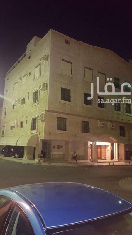 عمارة للبيع فى شارع الامام مالك ، حي الروضة ، جدة صورة 1