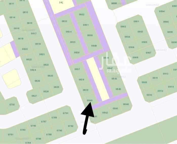 1444397 الارض رقم 840 المجاوره التاسعه الحي الخامس مخطط رقم 294 / 1 في ضاحيه الملك فهد بالدمام. الارض على ٣ شوارع حيث يحدها من الغرب شارع عرض  ٢٤ متر، يحدها من الشرق شارع عرض ٨ متر، يحدها من الحنوب شارع عرض ٨ متر. يحدها من الشمال القطعه رقم ٨٣٩